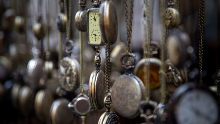 One Man's Near Miss: Are Time Travelers Among Us?