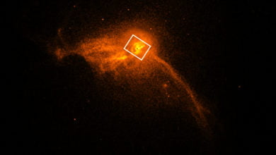 Photo of Are Aliens Hiding Inside Black Holes?