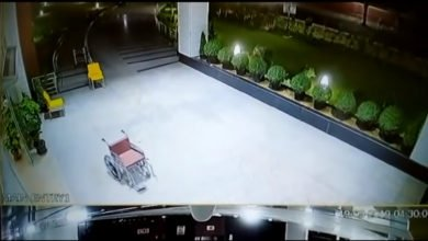 Photo of Wheelchair Rolls Away From Indian Hospital – Is a Ghost to Blame?