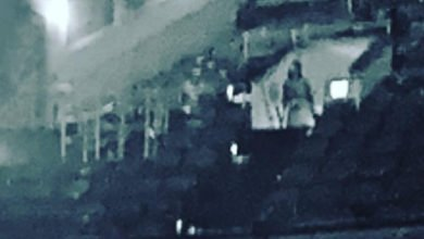 Photo of Pianist Photographs Ghost at Haunted Paramount Theatre in Austin, Texas