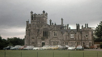 Photo of Lauriston Castle Ghost Photo Adds to Haunted Rumors