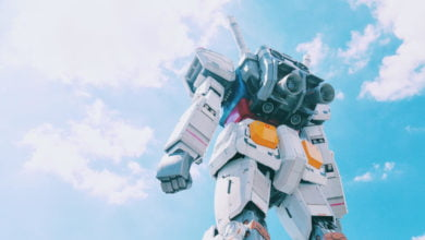 Photo of Japan to Unveil Giant Walking Gundam in October