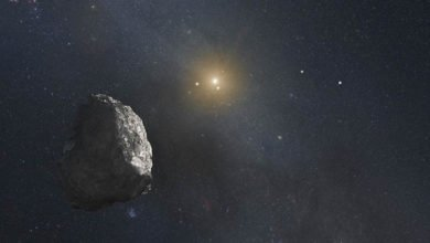 Photo of Space Rock the Size of Empire State Building Heading Our Way