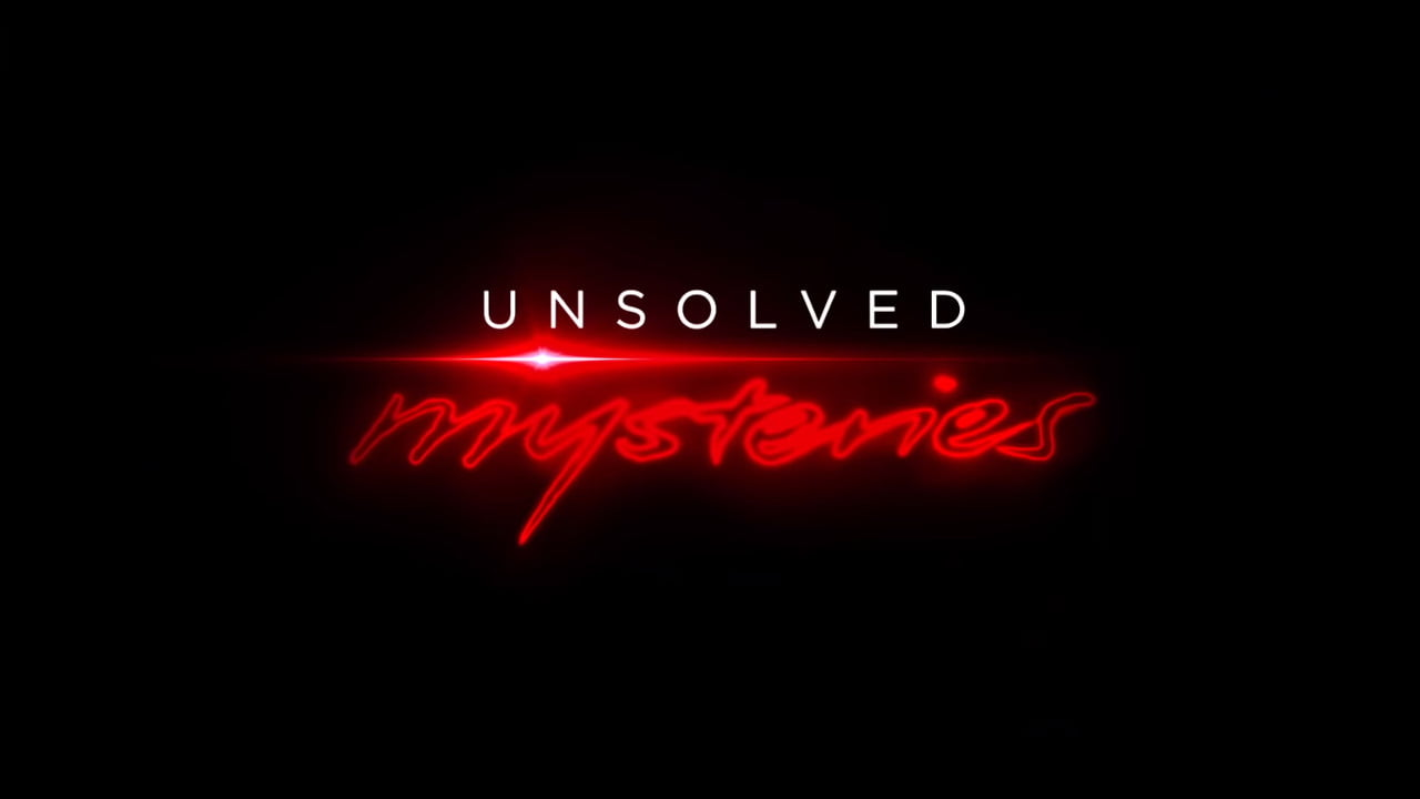 The Netflix Unsolved Mysteries logo