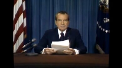 Photo of MIT Deepfake Shows Nixon Deliver the 'In Event Of Moon Disaster' Speech