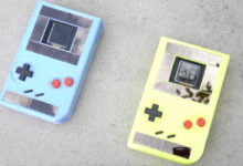 Photo of This Game Boy Is Powered by the Sun and Your Own Fingertips