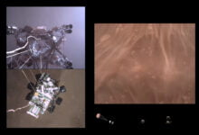 Photo of NASA Shares 'Thrilling' HD Video of Perseverance Landing On Mars