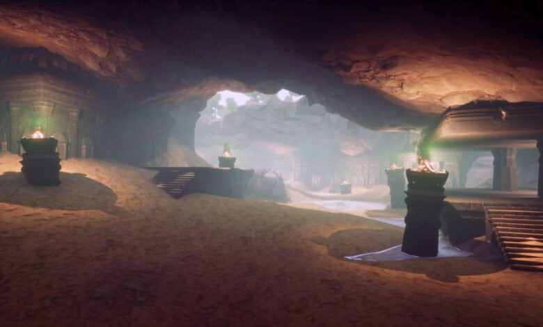 Photo of [Trailer] Explore the Lost Continent of Mu In Expedition Agartha
